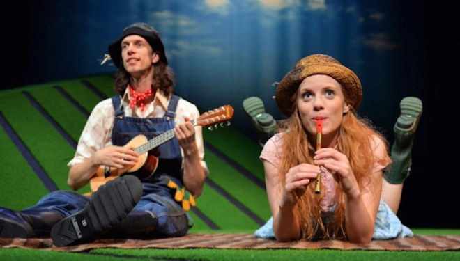 The Scarecrows' Wedding, Leicester Square Theatre