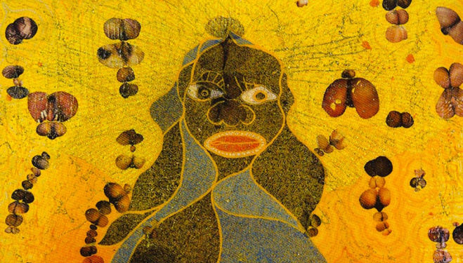 Chris Ofili review: Weaving Magic, National Gallery