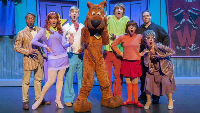 Scooby Doo - Live! Musical Mysteries, London Palladium