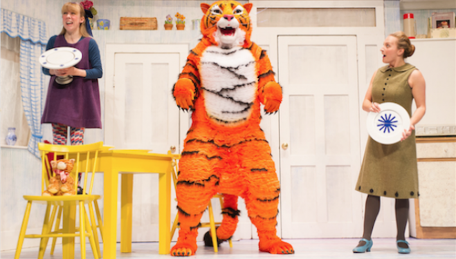 The Tiger Who Came to Tea, Cadogan Hall