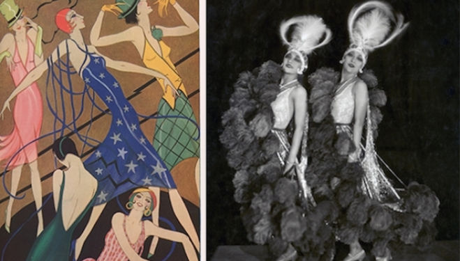 1920s JAZZ AGE, Fashion and Textiles Museum