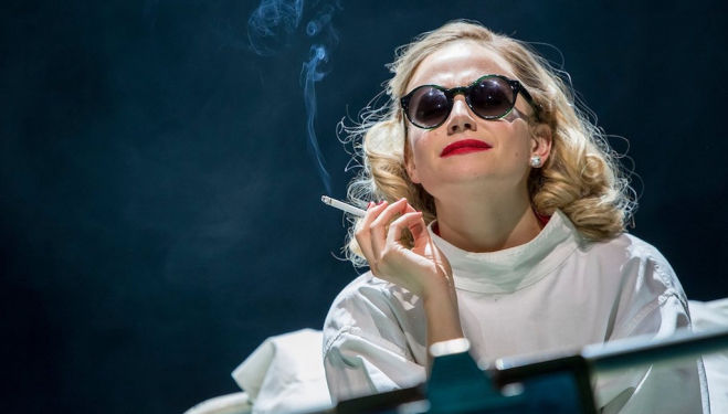 Pixie Lott, Breakfast at Tiffany's review, photo by Sean Ebsworth Barnes