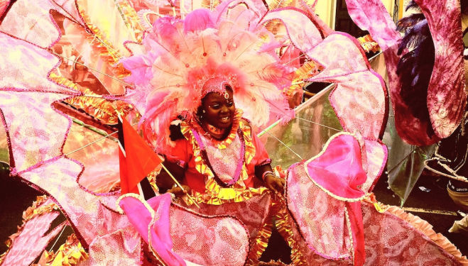 Celebrate August in London: Notting Hill Carnival