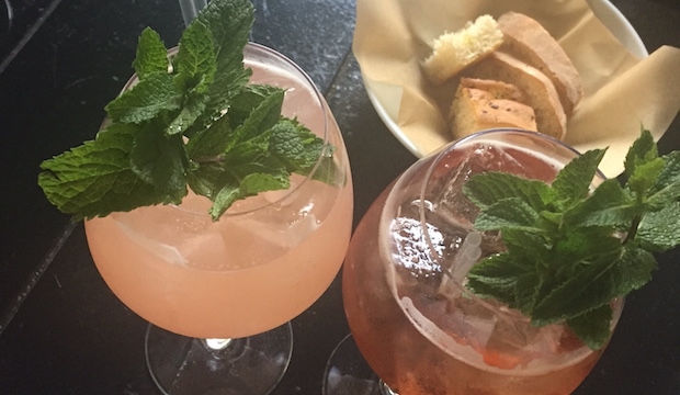 Tea-inspired summer cocktails recipe