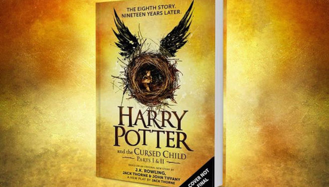 Harry Potter and the Cursed Child script review