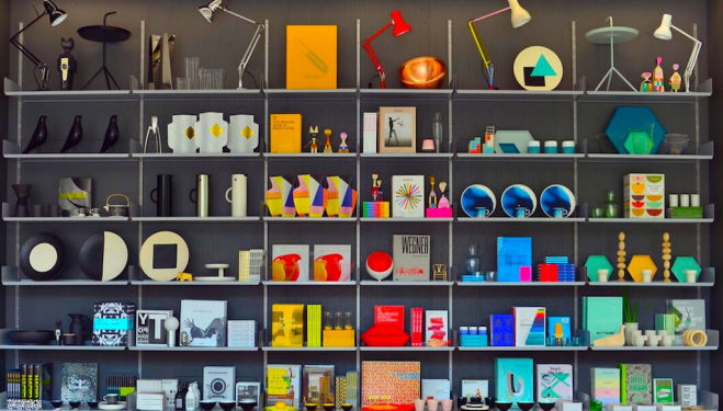 shop design museum kensington © Luke Hayes