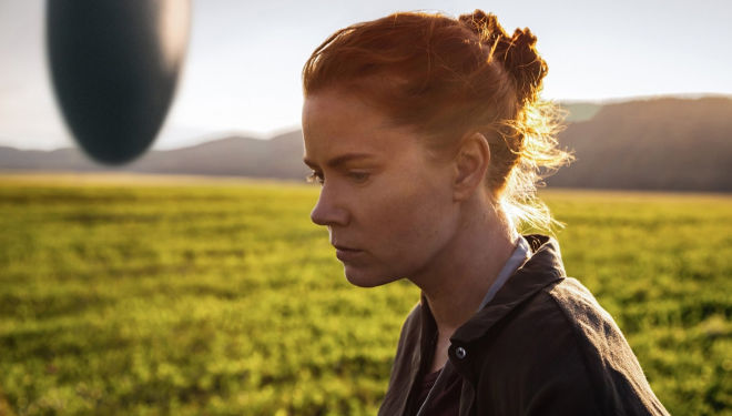 Out of this world? Arrival film review
