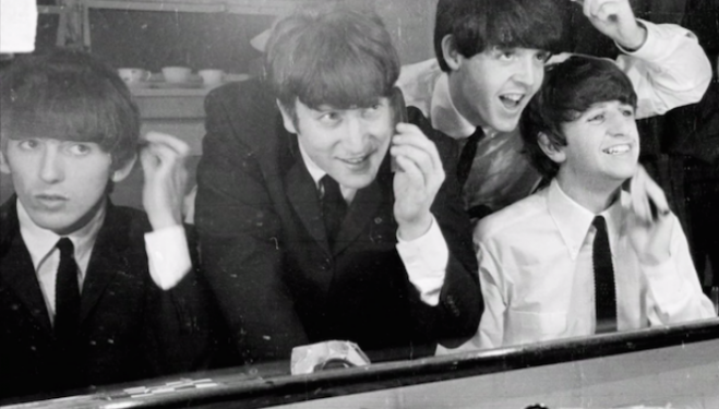 Footage from The Beatles: Eight Days a Week - The Touring Years