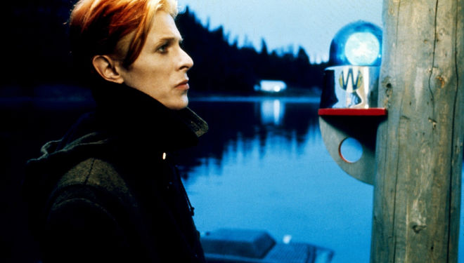 Bowie is The Man Who Fell To Earth