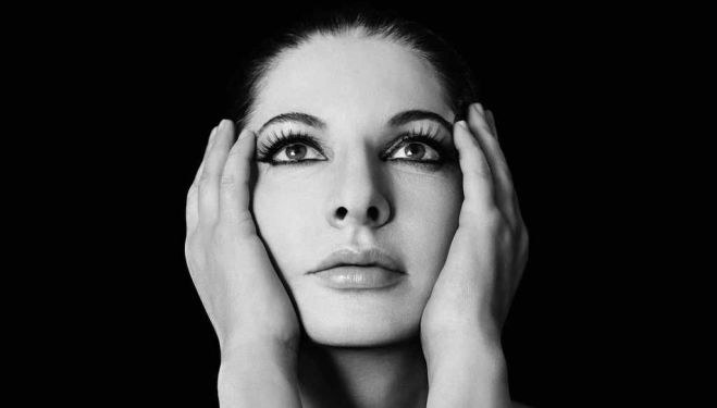 Photo: Marina Abramović by René Habermacher. Credit: Museum of Contemporary Art Los Angeles, talk Marina Abramovic London