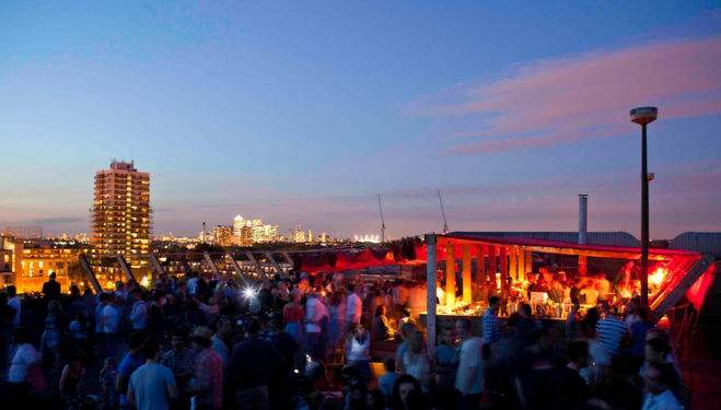 Our ultimate guide to London rooftop bars