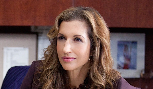 Orange is the New Black star Alysia Reiner: Interview