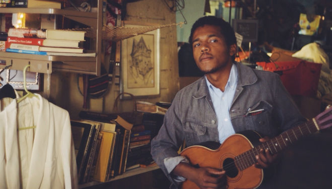 PHWOAR! Benjamin Booker © Photo: Max Norton best new music