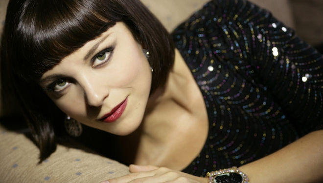 Corinne Winters interview: the Royal Opera House soprano raised on rock'n'roll