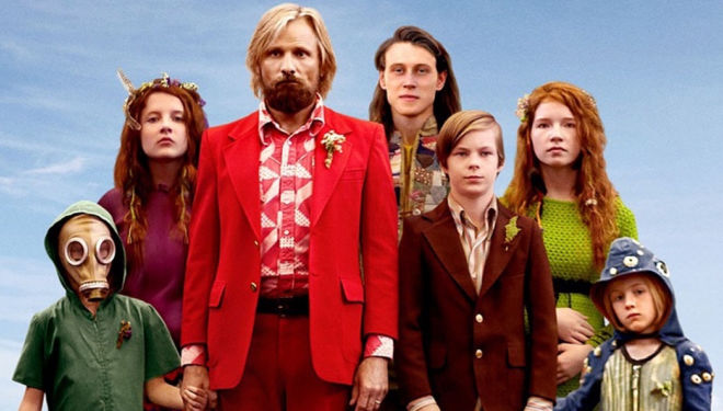 Captain Fantastic film