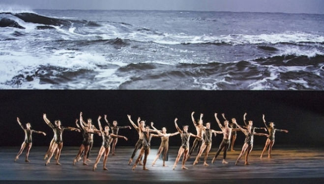 Wayne McGregor: Woolf Works, Royal Ballet