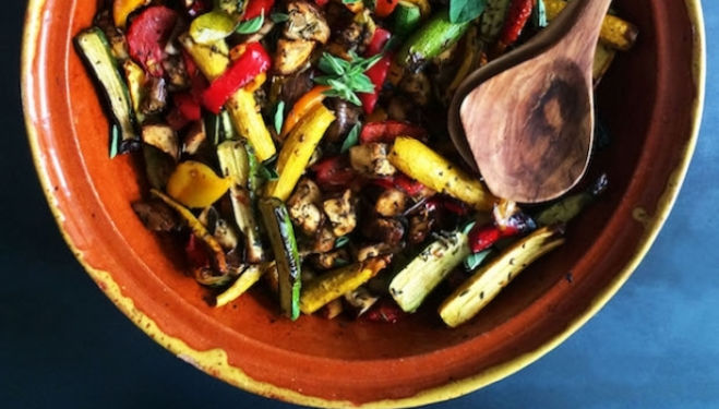Enjoy the last of summer with a healthy Mediterranean-inspired Ratatouille