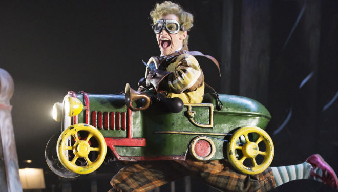 Wind in the Willows © ROH / Johan Persson 2012