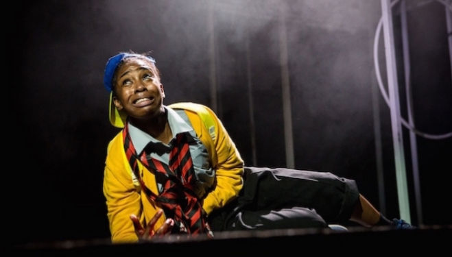National Youth Theatre's Pigeon English, Ambassador's Theatre review