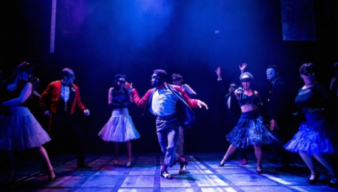National Youth Theatre's Romeo and Juliet, Ambassadors Theatre review
