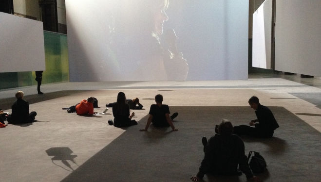 Anywhen: The Hyundai commission at the Tate Modern by Philippe Parreno
