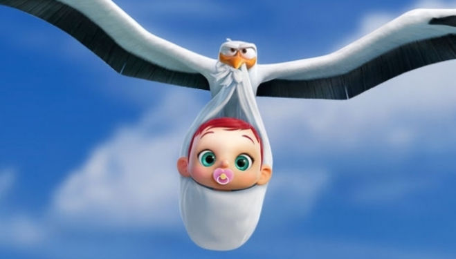 Doesn't 'always deliver': Storks, Film Review 2016