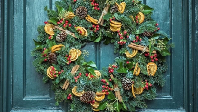 Petersham Nurseries' Wreath Making festive workshops are selling out already