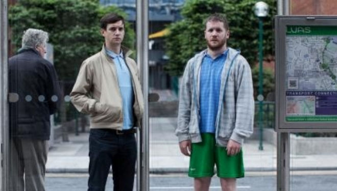 Dublin Oldschool play London National Theatre