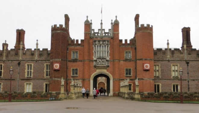 Fancy a family day out in 1718 with King George I this October half term? Hampton Court Palace comes to the rescue