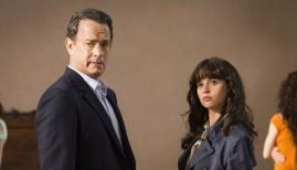 What are we doing here? Tom Hanks and Felicity Jones in Inferno