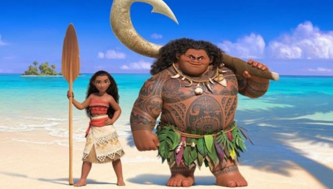 Moana REVIEW: Disney Film 2016