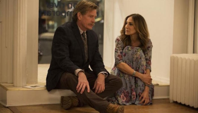 Divorce, Sky Atlantic: Sarah Jessica Parker and Thomas Haden Church