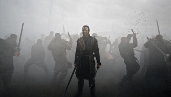 Macbeth Michael Fassbender