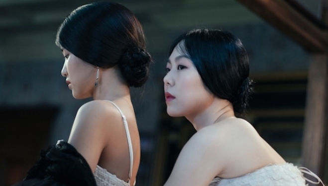 Sarah Water's Victorian novel Fingersmith has become a Korean erotic thriller – and it's brilliant