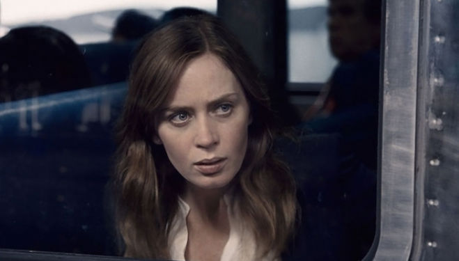 Emily Blunt, The Girl on the Train film