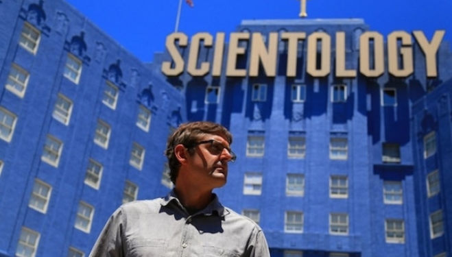 Louis Theroux documentary My Scientology Movie