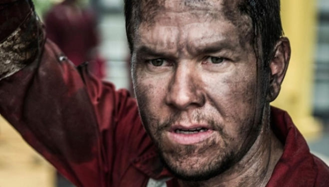 Mark Wahlberg in disaster movie Deepwater Horizon