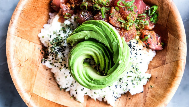 The Hawaiian version of sushi comes to Fitzrovia: Ahi Poké restaurant