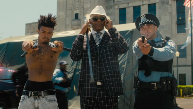 We review new Spike Lee film Chi-Raq