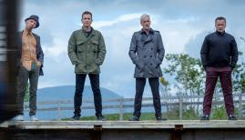 Danny Boyle Trainspotting 2