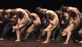The Rite of Spring, Tanztheater Wuppertal photo Uli Weiss for Pina Bausch