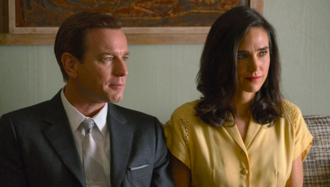 Jennifer Connelly and Ewan McGregor - American Pastoral, Philip Roth adaption 2016