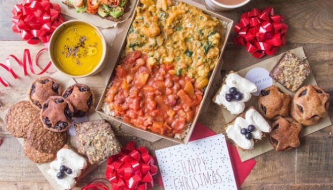 Deliciously Ella launches a festive foodie pop up