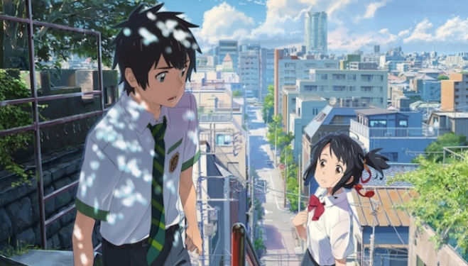 Your Name: a gorgeous Japanese animation to rival those of Studio Ghibli