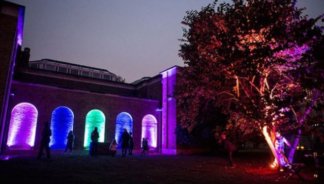 Winterlights, Dulwich Picture Gallery