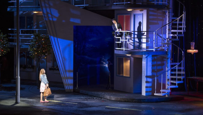 Covent Garden's Manon Lescaut has a Eurotrash set. Photograph: Bill Cooper