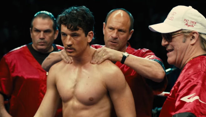 Bleed for This film review