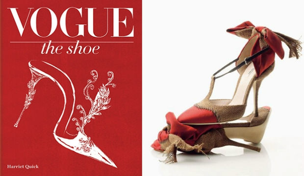 VOGUE: The Shoe with Harriet Quick