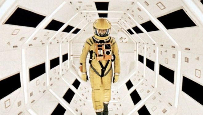 From Kubrick's '2001: A Space Odyssey'