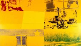 Robert Rauschenberg, Tate Modern review [STAR:5]